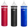 Боксерский мешок Sportko высота 150 ф60 100кг c цепями арт.МП-15060