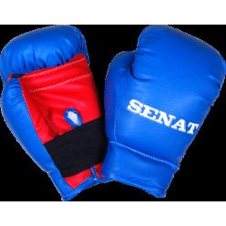 Перчатки боксерские детские 4 унций, сине-красные, 1536-bl/red
