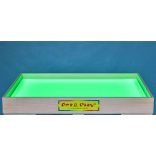 Развивающая световая песочница 16 цветов ОЛЬХА /700×500