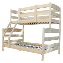 """Трехместная двухъярусная кровать-трансформер """"Ирель"""""""