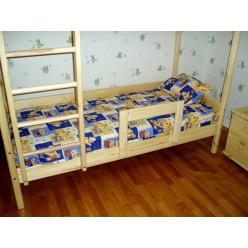 Бортик защитный для кровати