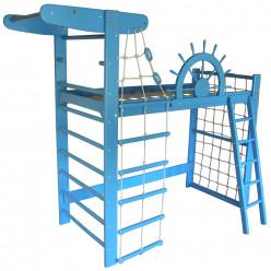 Кровать-чердак Морской Пират