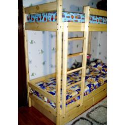 """Двухъярусная кровать """"Ирель"""""""