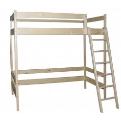 """Кровать-чердак """"Ирель"""" высота - 187см"""