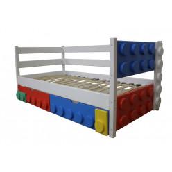 Односпальная кровать  Легго -1