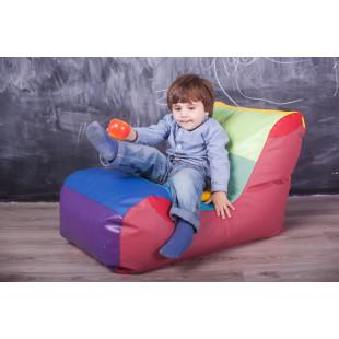 Кресло Лежак  (кожзам Boom)