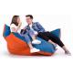Кресло-мешок Цветок (оксфорд)