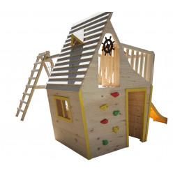 Детская игровая площадка Пряничный домик