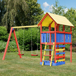 Детская площадка для улицы Кид Хаус