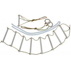 Веревочный комплект для шведской стенки или гладиаторской сетки