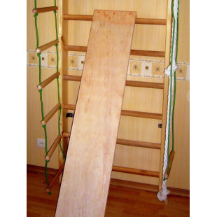 Доска для пресса и спины 152 см