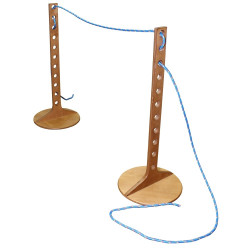 Стойка для прыжков в высоту переносная