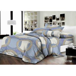 Комплект постельного белья из ранфорс Барселона