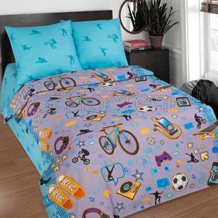 Детское постельное белье Тинейджер поплин