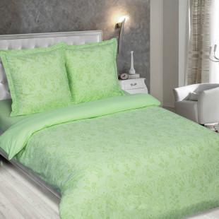Комплект постельного белья из поплина Грация Свежесть