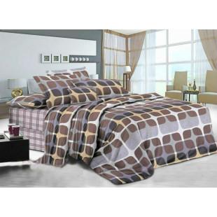 Комплект постельного белья из сатина Тоффи