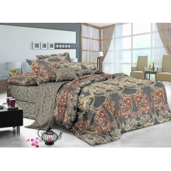 Комплект постельного белья из сатина Версаль