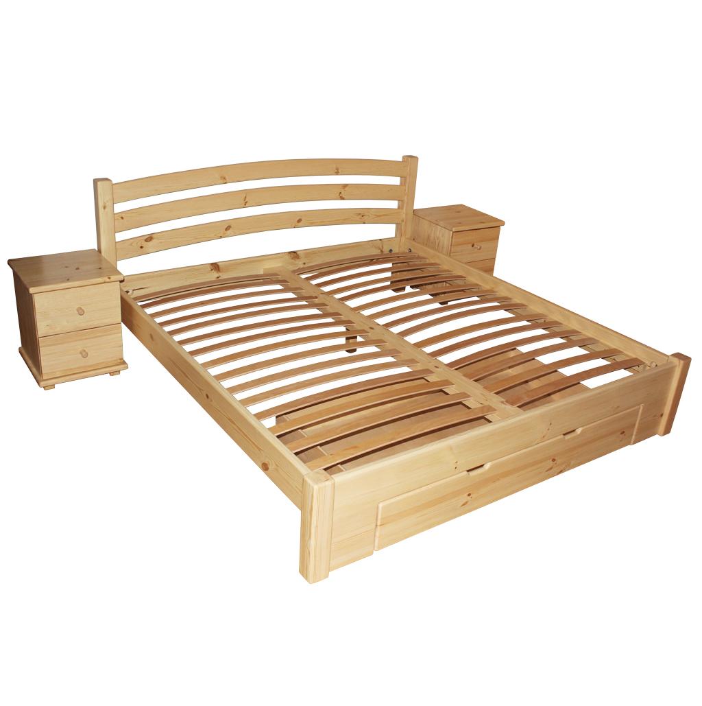 Двуспальная кровать от производителя Ирель