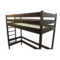 Кровать-чердак Альпы Тон 122, 150, 187 см