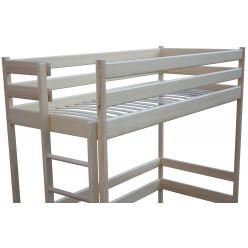 Кровать-чердак Альпы Лак 122, 150, 187 см