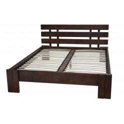 Двуспальная кровать из ясеня Бруно