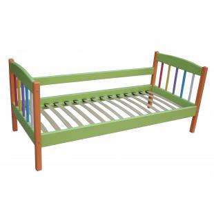 Односпальная кровать Радуга