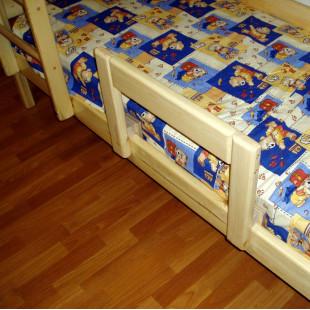Бортик защитный для кровати Ирель