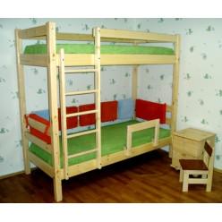 Двухъярусная кровать Ирель Комфорт