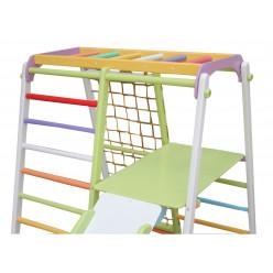 Детский комплекс складной Масяня с платформой для горки