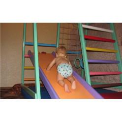 Детский комплекс МАЛЫШ Цветной Буратино