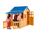 Домики детские из дерева
