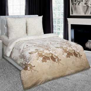 Комплект постельного белья из поплина Адажио
