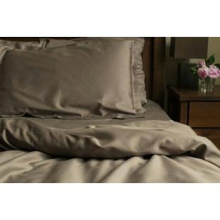 Комплект постельного белья из однотонного сатина CACAO, №221
