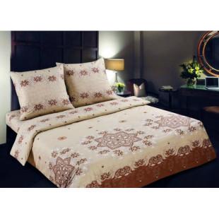 Комплект постельного белья из поплина Льняная палитра