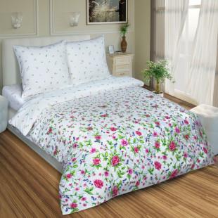 Комплект постельного белья из поплина Сюзанна